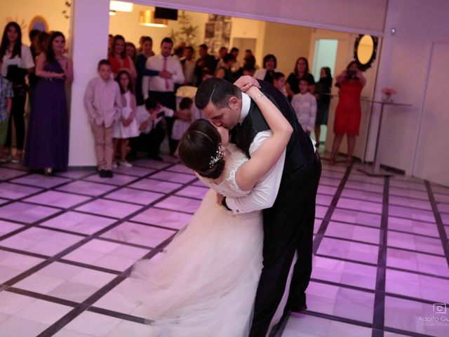 La boda de Juan Carlos y Lorena en Olula Del Rio, Almería 113