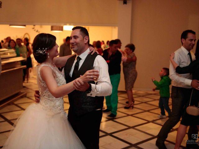 La boda de Juan Carlos y Lorena en Olula Del Rio, Almería 114
