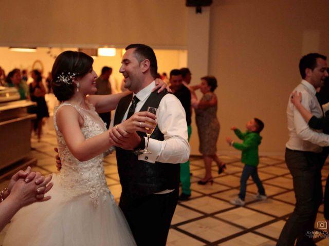 La boda de Juan Carlos y Lorena en Olula Del Rio, Almería 119