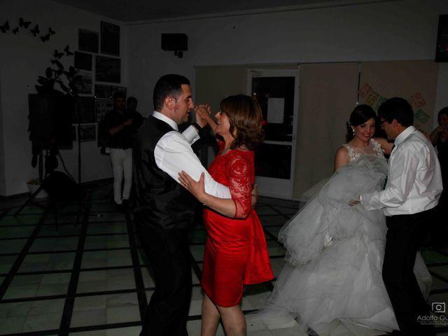 La boda de Juan Carlos y Lorena en Olula Del Rio, Almería 124