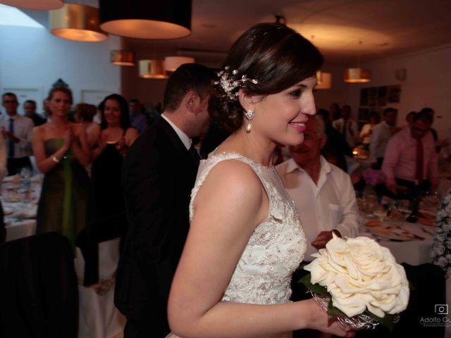 La boda de Juan Carlos y Lorena en Olula Del Rio, Almería 126