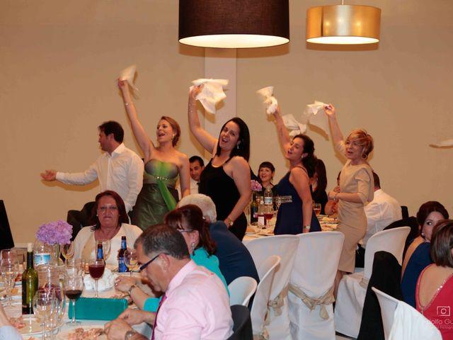 La boda de Juan Carlos y Lorena en Olula Del Rio, Almería 127
