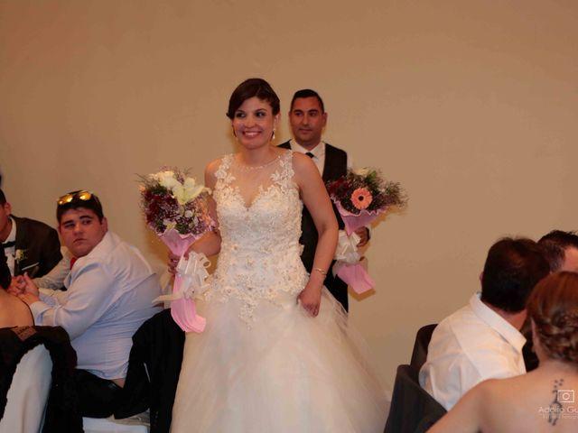 La boda de Juan Carlos y Lorena en Olula Del Rio, Almería 129