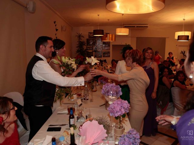 La boda de Juan Carlos y Lorena en Olula Del Rio, Almería 133
