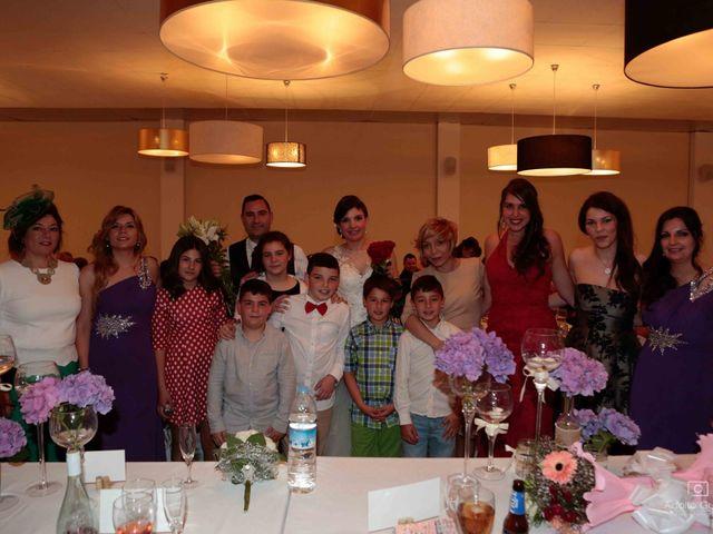 La boda de Juan Carlos y Lorena en Olula Del Rio, Almería 134