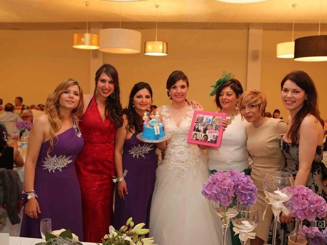 La boda de Juan Carlos y Lorena en Olula Del Rio, Almería 135