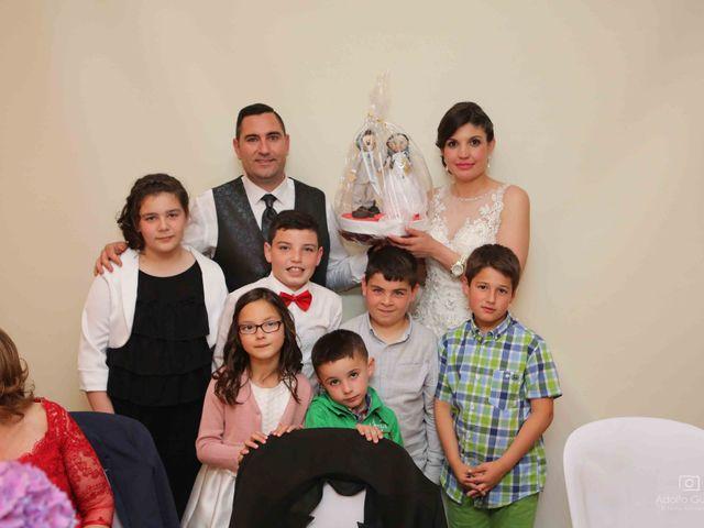 La boda de Juan Carlos y Lorena en Olula Del Rio, Almería 136