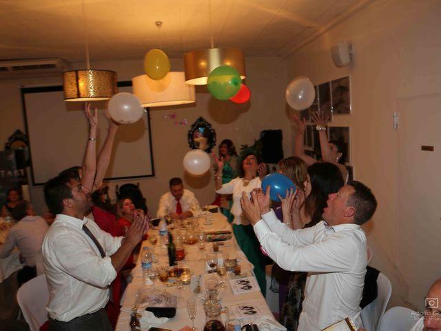 La boda de Juan Carlos y Lorena en Olula Del Rio, Almería 137