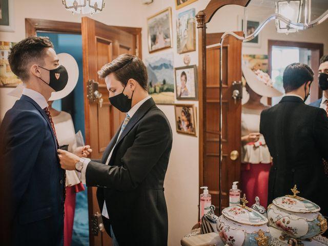 La boda de Inmaculada y Andrés en Alcala De Guadaira, Sevilla 25