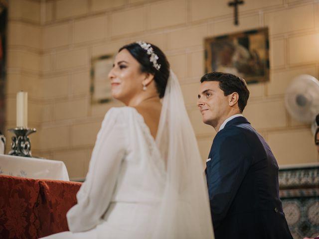 La boda de Inmaculada y Andrés en Alcala De Guadaira, Sevilla 38