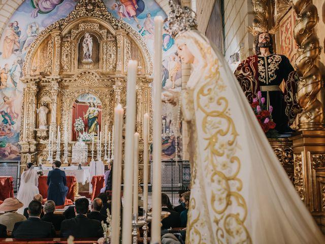 La boda de Inmaculada y Andrés en Alcala De Guadaira, Sevilla 40