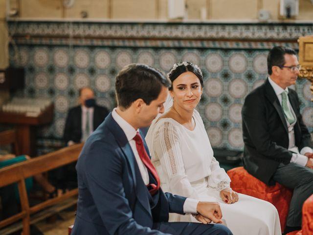 La boda de Inmaculada y Andrés en Alcala De Guadaira, Sevilla 41