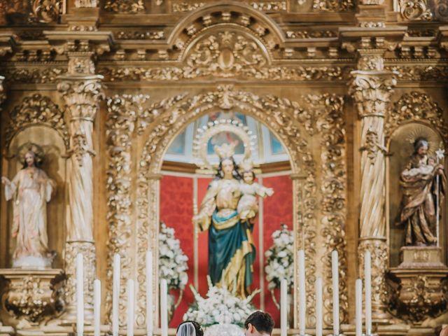 La boda de Inmaculada y Andrés en Alcala De Guadaira, Sevilla 42