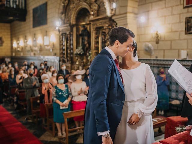 La boda de Inmaculada y Andrés en Alcala De Guadaira, Sevilla 44