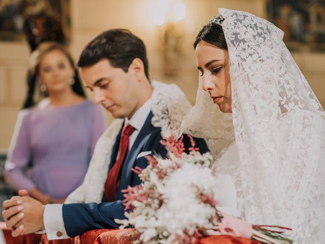 La boda de Inmaculada y Andrés en Alcala De Guadaira, Sevilla 46