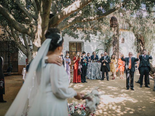 La boda de Inmaculada y Andrés en Alcala De Guadaira, Sevilla 84