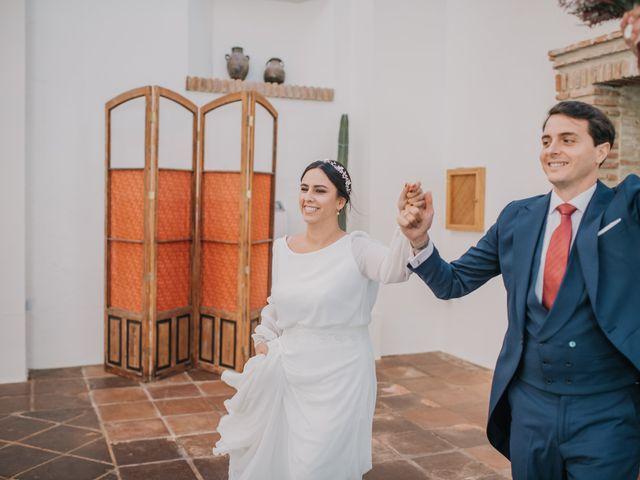 La boda de Inmaculada y Andrés en Alcala De Guadaira, Sevilla 93