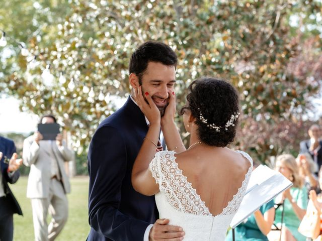La boda de Guillermo y Mathilde en Valdetorres De Jarama, Madrid 16