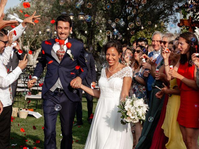La boda de Guillermo y Mathilde en Valdetorres De Jarama, Madrid 17