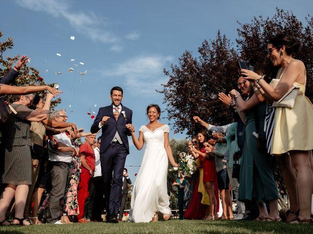 La boda de Guillermo y Mathilde en Valdetorres De Jarama, Madrid 18