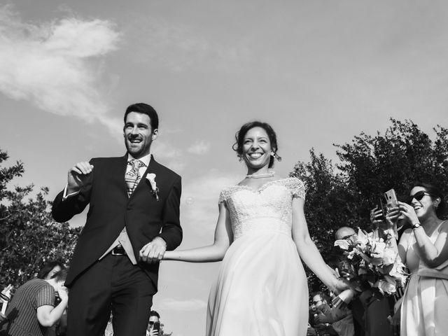 La boda de Mathilde y Guillermo