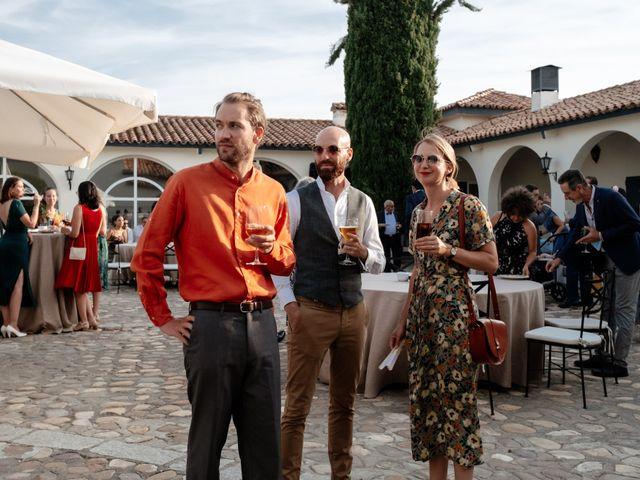 La boda de Guillermo y Mathilde en Valdetorres De Jarama, Madrid 19