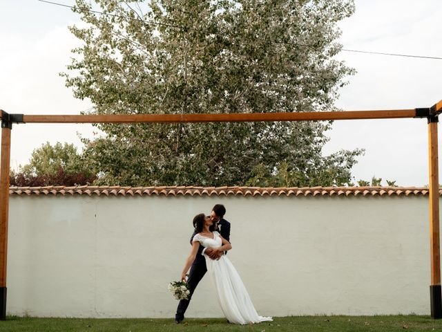 La boda de Guillermo y Mathilde en Valdetorres De Jarama, Madrid 21