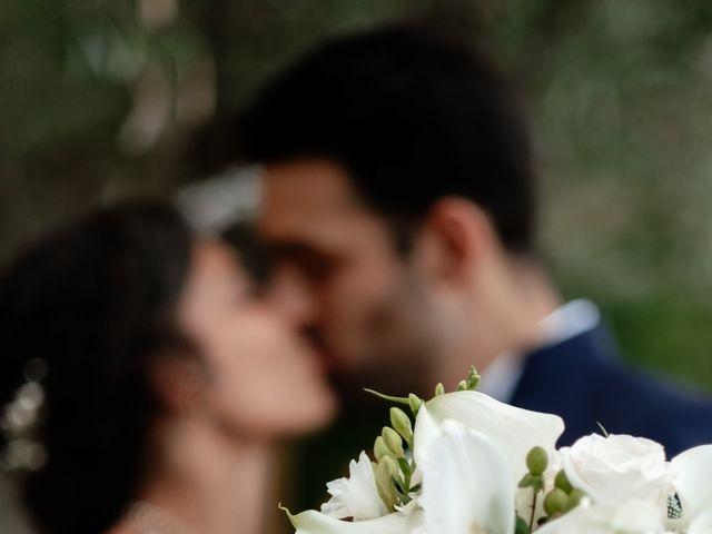 La boda de Guillermo y Mathilde en Valdetorres De Jarama, Madrid 23