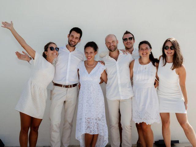 La boda de Guillermo y Mathilde en Valdetorres De Jarama, Madrid 30