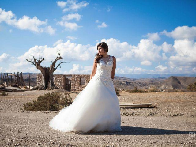 La boda de Juan Carlos y Lorena en Olula Del Rio, Almería 140