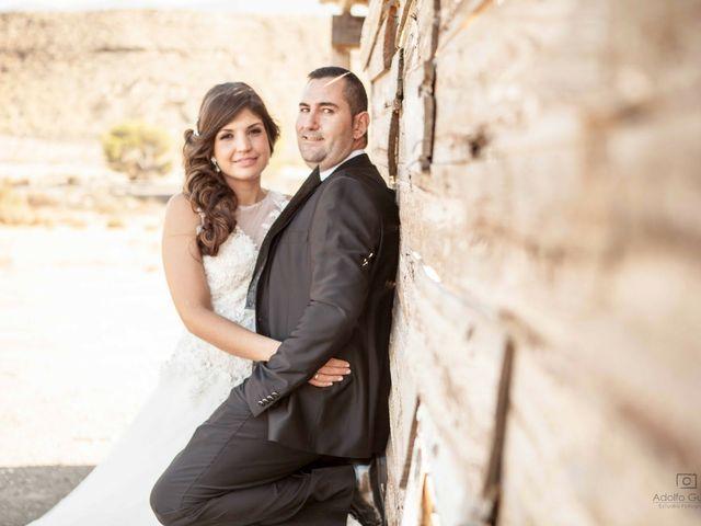 La boda de Juan Carlos y Lorena en Olula Del Rio, Almería 141
