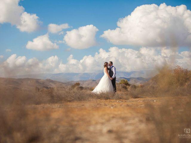 La boda de Juan Carlos y Lorena en Olula Del Rio, Almería 143