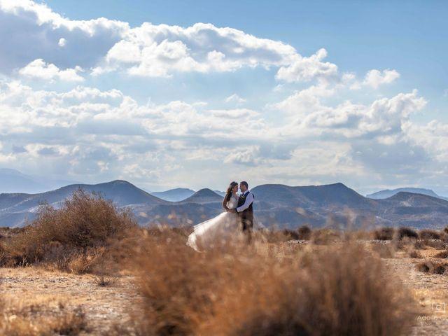 La boda de Juan Carlos y Lorena en Olula Del Rio, Almería 145