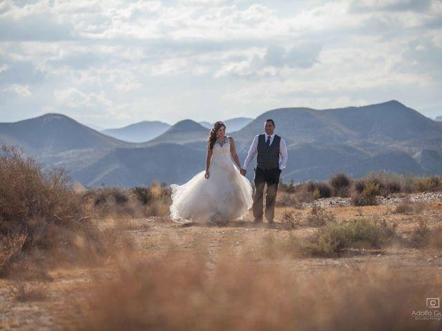 La boda de Juan Carlos y Lorena en Olula Del Rio, Almería 146