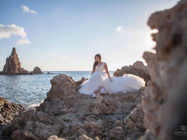 La boda de Juan Carlos y Lorena en Olula Del Rio, Almería 149