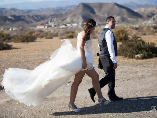La boda de Juan Carlos y Lorena en Olula Del Rio, Almería 151