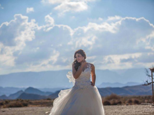 La boda de Juan Carlos y Lorena en Olula Del Rio, Almería 153