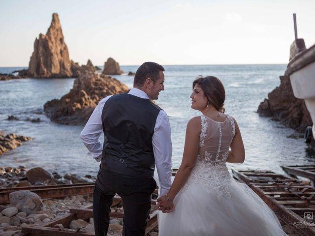 La boda de Juan Carlos y Lorena en Olula Del Rio, Almería 154
