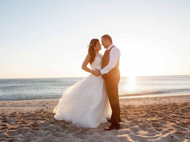 La boda de Juan Carlos y Lorena en Olula Del Rio, Almería 158