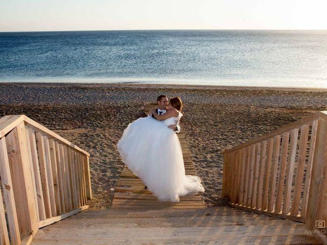 La boda de Juan Carlos y Lorena en Olula Del Rio, Almería 161