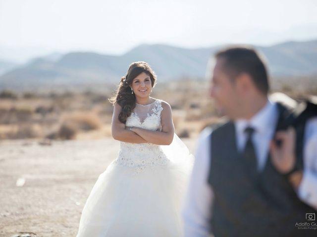 La boda de Juan Carlos y Lorena en Olula Del Rio, Almería 163