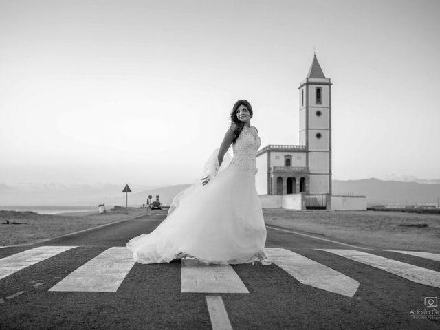 La boda de Juan Carlos y Lorena en Olula Del Rio, Almería 167
