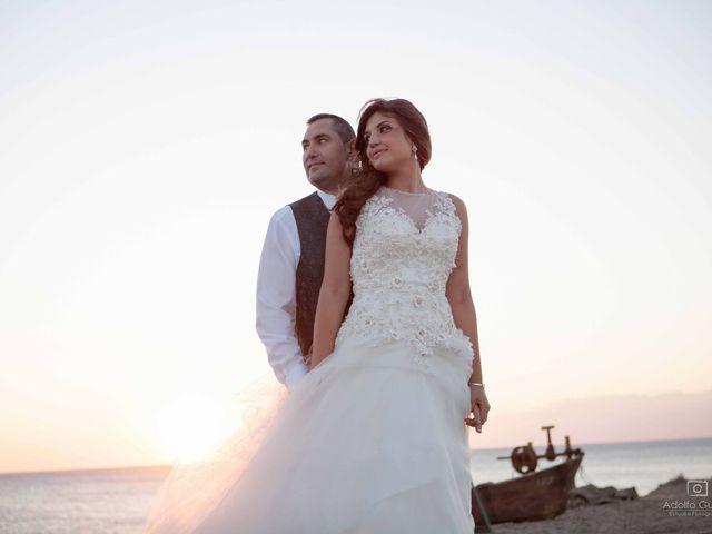 La boda de Juan Carlos y Lorena en Olula Del Rio, Almería 168