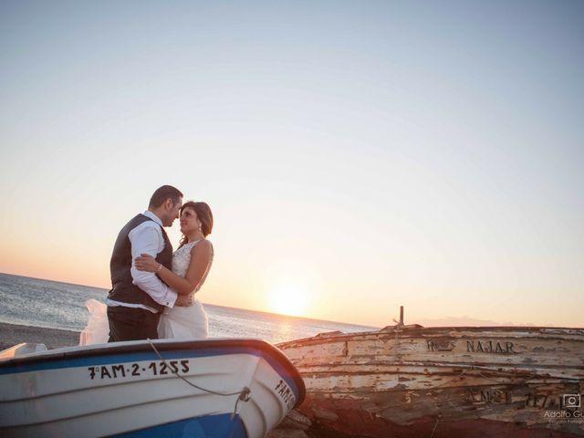La boda de Juan Carlos y Lorena en Olula Del Rio, Almería 169