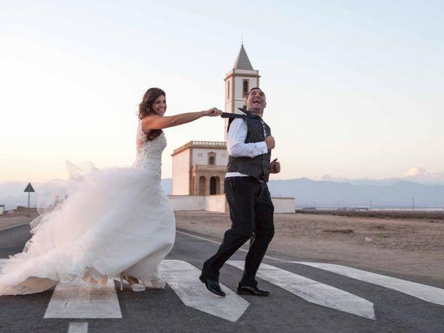 La boda de Juan Carlos y Lorena en Olula Del Rio, Almería 170