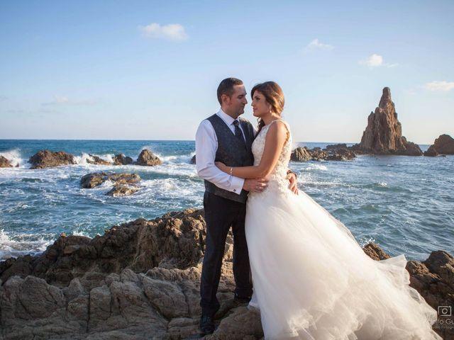 La boda de Juan Carlos y Lorena en Olula Del Rio, Almería 173