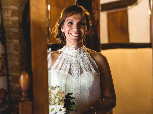 La boda de Javier y Maria Eugenia en Saelices, Cuenca 4