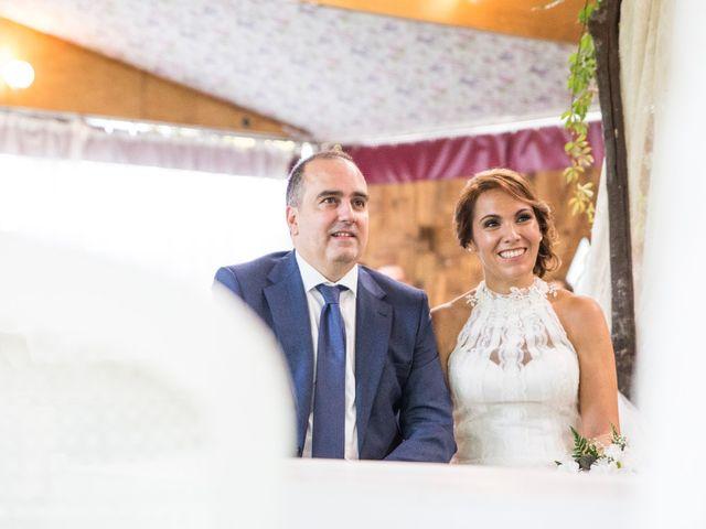 La boda de Javier y Maria Eugenia en Saelices, Cuenca 11