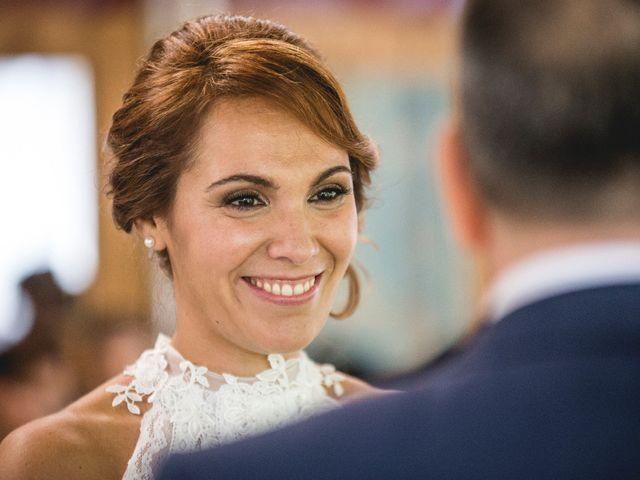 La boda de Javier y Maria Eugenia en Saelices, Cuenca 12
