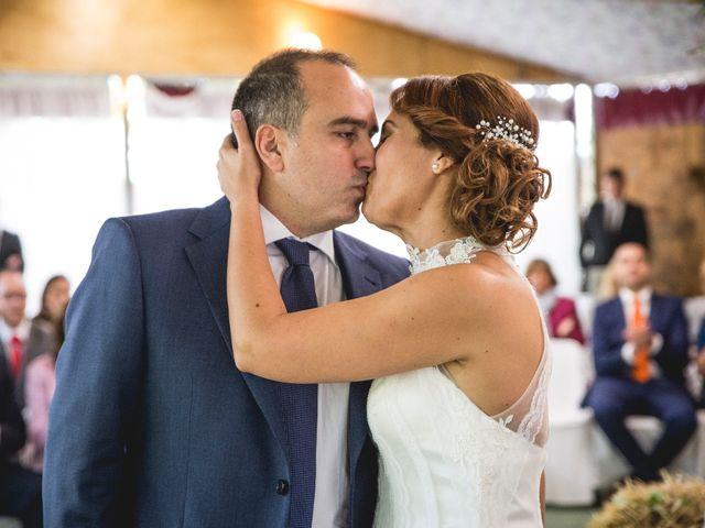 La boda de Javier y Maria Eugenia en Saelices, Cuenca 13